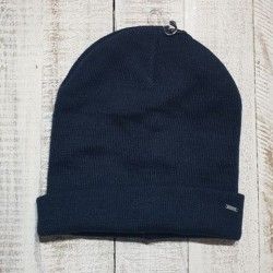 BONNET NAVY SOLID.