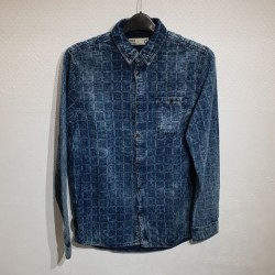 CHEMISE JEANS NICOL SOLID.