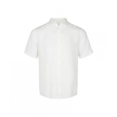CHEMISE EN LIN TAILORED BY SOLID