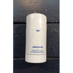 DÉODORANT STICK WHITE 75ml JACK & JONES.