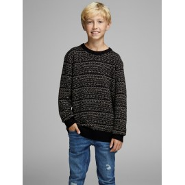 PULL COL O DEEP JACK & JONES JR.