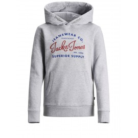 SWEAT A CAPUCHE LOGO JACK & JONES JR.