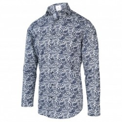 CHEMISE BLUE INDUSTRY.