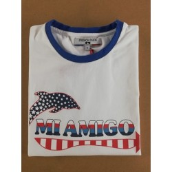 T-SHIRT MIAMIGO FRENCH DUDE.