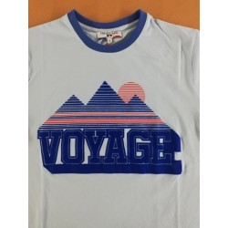 T-SHIRT VOYAGE FRENCH DUDE.