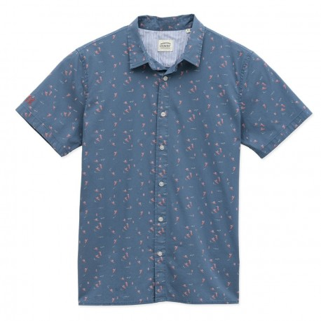 CHEMISE MANCHES COURTES OXBOW.