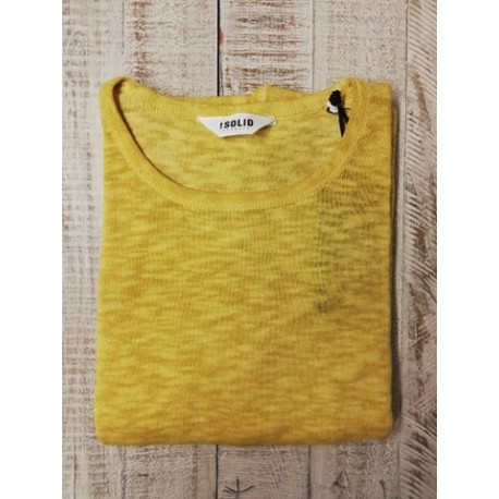 PULL COL ROND HAIME SOLID