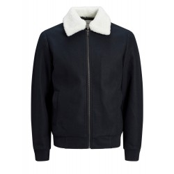 BLOUSON COL MOUTON JACK & JONES.
