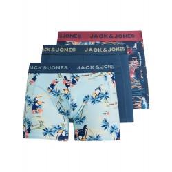 PACK 3 BOXERS TROPIC PINEAPPLE JACK & JONES.