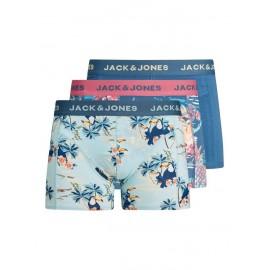 PACK 3 BOXERS TROPIC PINEAPPLE JACK & JONES JR.