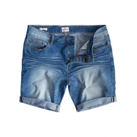 SHORT JEANS SOLID