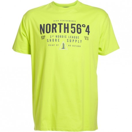 T-SHIRT NORTH 56°4