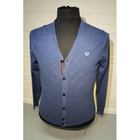 GILET FRED PERRY XL.