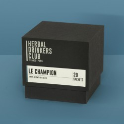 "TISANES ""LE CHAMPION"" x20 HERBAL DRINKERS CLUB"