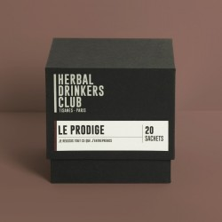 "TISANES ""LE PRODIGE"" x20 HERBAL DRINKERS CLUB"